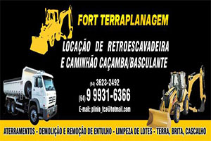 Fort Terraplanagem